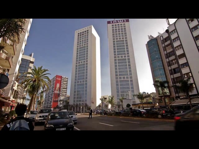 Morocco In Motion - Downtown@Casablanca Vol.1