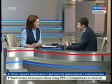 Вести.Интервью председатель избирательной комиссии Красноярского края Алексей Подушкин