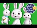 Bunnies Bunnies Nursery Rhymes Original Song By LittleBabyBum
