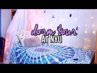 DORM ROOM TOUR 2017 AT NYU | JENerationDIY