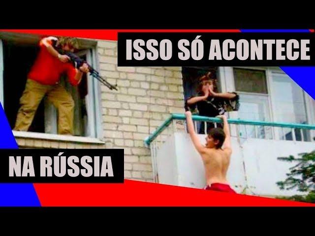 Coisas que só acontecem na Rússia 1