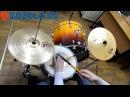 Уроки игры на барабанах для начинающих 4 урок