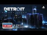 13 минут геймплея Detroit: Become Human с TGS 2017