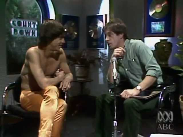 Countdown: Iggy Pop interview and 'I'm Bored' studio performance (1979)