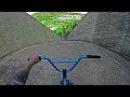 МАКСИМАЛЬНАЯ СКОРОСТЬ НА BMX БАЙКЕ! (REACHING MAXIMUM SPEED ON A BMX BIKE!)