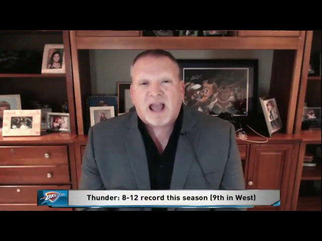 【NBA】OKC Thunder In Major Trouble Can They Turn It Around
