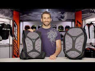 Dainese D-Exchange Backpacks Review at RevZilla.com