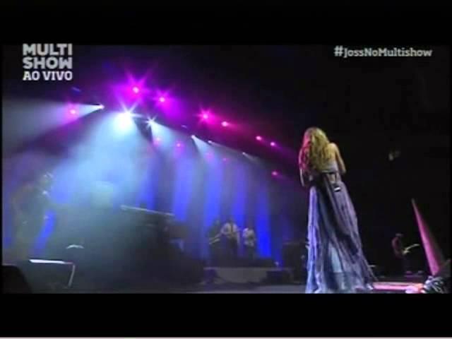 Joss Stone - São Paulo 2012, Credicard Hall (Filmagem PROFISSIONAL) Músicas Juntas [480p]