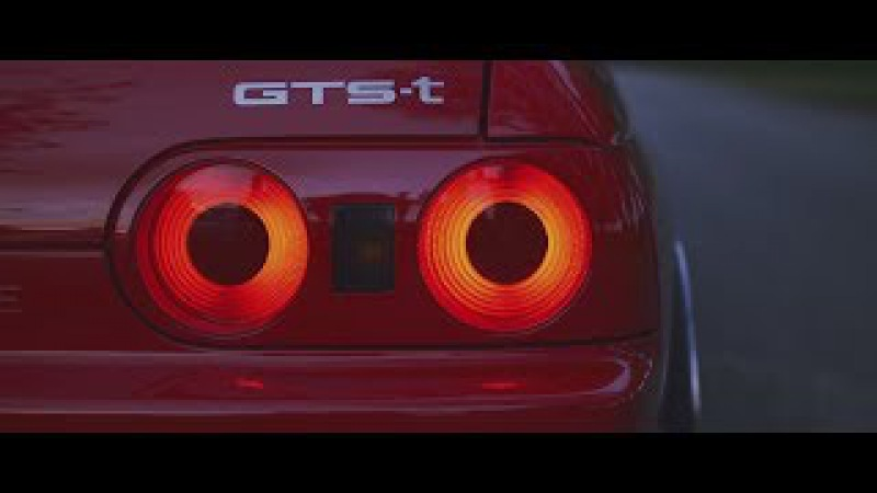 R32 Skyline Heaven Car Culture 2017 Forget About Me Night Lovell RDF