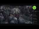 Прохождение Bloodborne вместе с Fredguitarist часть 14 Позорюсь на кормилице Мерго и пробую DLC