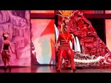Король Лев мюзикл в Лонг Бич Резорт Турция THE LION KING musical