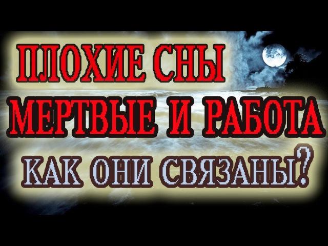⚜ Мертвые, плохие сны и работа, как это связано ⚜ Андрей Дуйко ⚜ Школа Кайлас