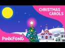 Silent Night | Christmas Carols | PINKFONG Songs for Children