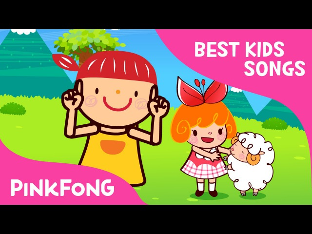 Mary Had a Little Lamb | Best Kids Songs | PINKFONG Songs for Children