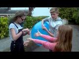 36 inch balloon + balloons + fun snaps: Palmer vs Bailey