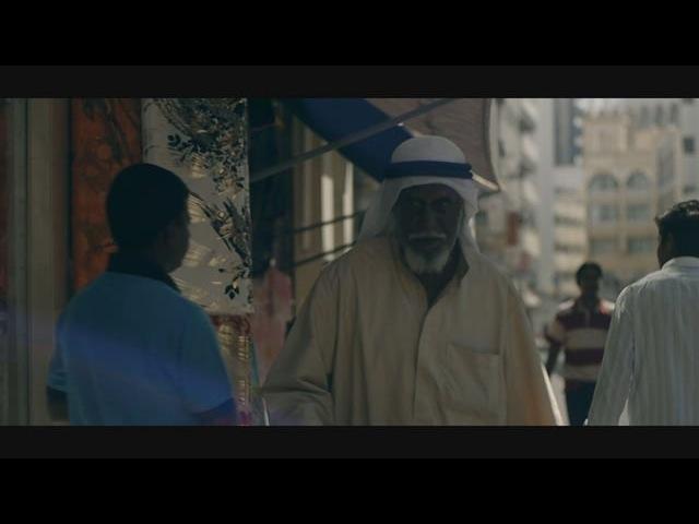 Dubai - two faces of a city