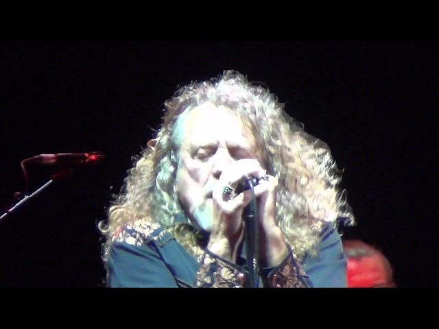 Robert Plant and the Sensational Space Shifters 1