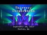 Thievery Corporation 2017-09-28 - House of Blues Boston, MA 4K