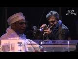 Trio Paolo Fresu - Omar Sosa - Trilok Gurtu - Jarasum Jazz Festival 2015