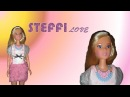 Обзор Steffi Love Deluxe Штеффи Лав с пушистой розовой юбкой