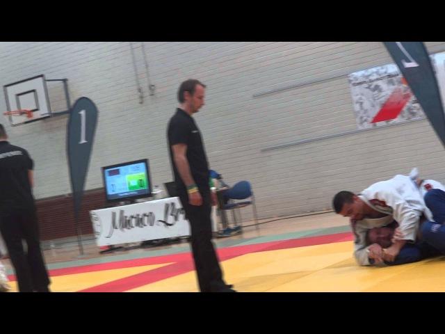 Finnish BJJ OPEN 2015 blue belts 88 3 kg 1 4 final Антоненко Илья Cemîl Karahan