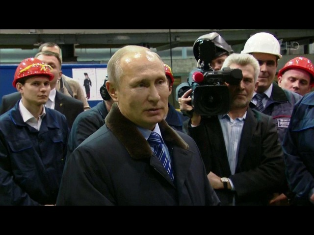 Владимир Путин: МРОТ будет приравнен кпрожиточному минимуму с1 мая 2018 года