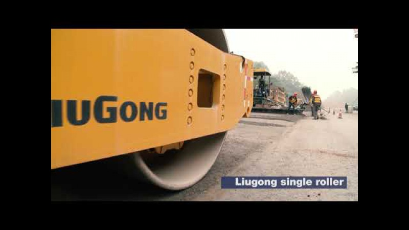 Где и как используется спецтехника LiuGong