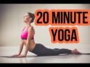 20 Minute Yoga Total Body Tone with Weights By Sara Ivanhoe