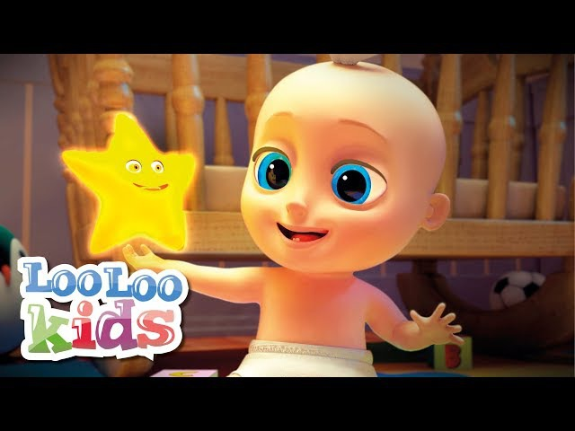 Rock-a-bye Baby - THE BEST Lullabies for Children | LooLoo Kids