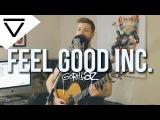 Feel Good Inc. - Gorillaz (Acoustic Loop Cover)