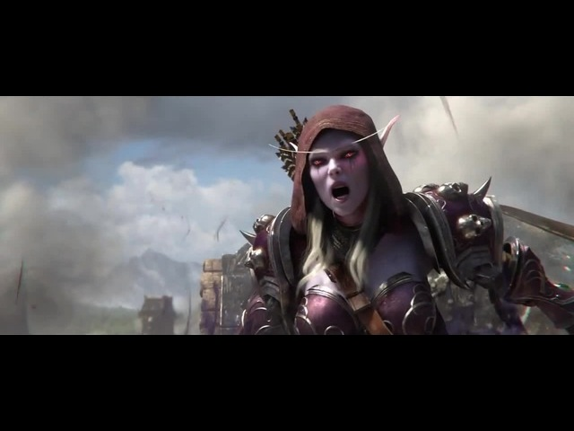 Sylvanas - For the horde!
