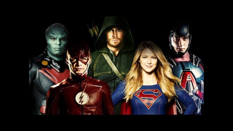 Every Justice League Member who appeared in Arrowverse