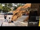 Apple ARKit 'Dino Park AR' Demo App   Octagon Studio