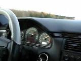 FAST +520 HP Saab 9000 AERO Vs E55 AMG 400 HP (No SC) 50-300 Kmh