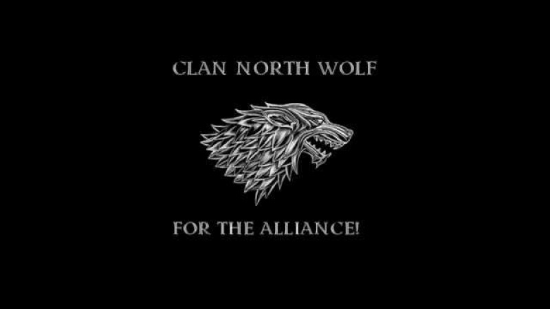 Clan North Wolf - Ready For War.