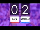 CAEN 0-2 MARSELLE | MATCH IN 60 SECOND | МАТЧ ЗА 60 СЕКУНД | SHORT SPORT