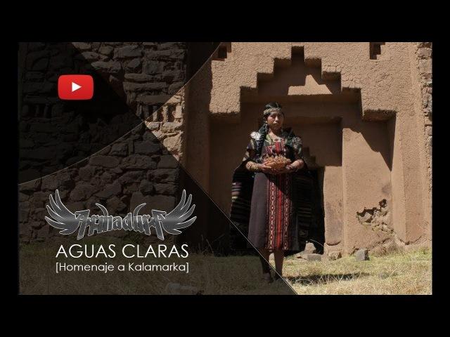 Armadura - Aguas Claras, Homenaje a K´alamarka Armadura Bolivia HeavyMetal Kalamarka