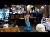 Анастасия Лашкова восточный танец 15.12.2018