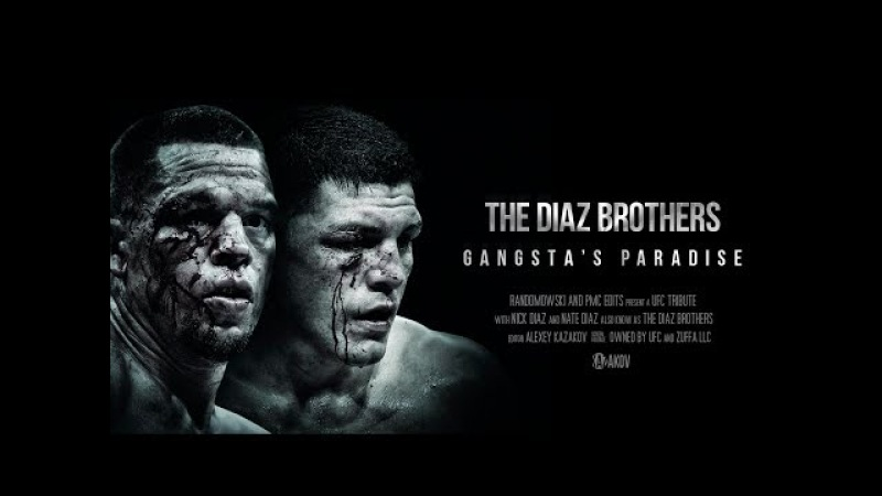 The Diaz Brothers || Gangsta's Paradise || Tribute 2017