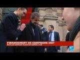 Nicolas Sarkozy en garde