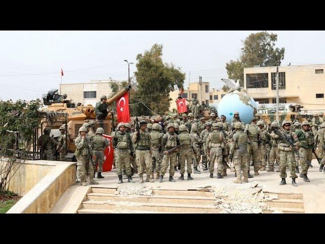 Après Afrin, Erdogan promet délargir loffensive turque à dautres villes syriennes