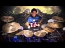 Two Steps From Hell - Archangel - Drum Cover by EJ Luna Official