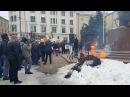 Митинг против Порошенко в Черновцах | Встала вся Украина против диктатора Порошенко 18.02.2018
