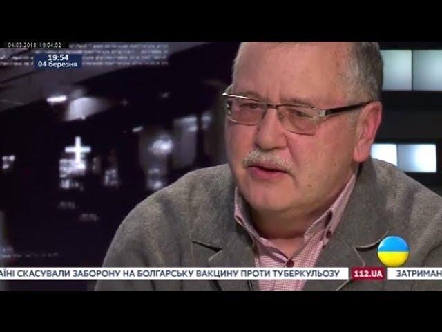 Гриценко заявил, что будет баллотироваться в президенты