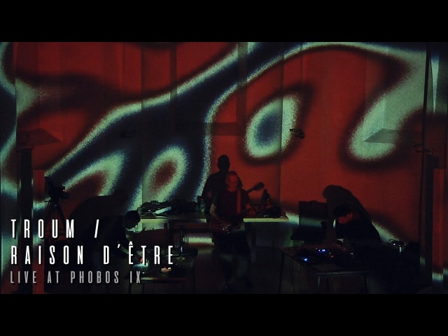 Troum / Raison D'Etre – Live at Phobos Festival, Wuppertal, 10-03-2018 [full show]