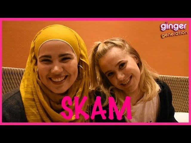 Skam Intervista a Josefine Frida Pettersen e Iman Meskini