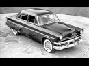 1954 Ford Crestline 4 door Sedan 73C 1954