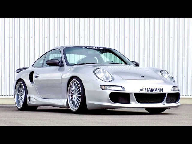 Hamann Porsche 911 Carrera S Coupe 996 2006