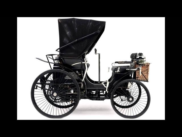 Peugeot Type 9 3 75 HP Vis a Vis '1895