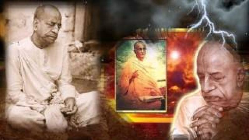 Джапа медитация Бхактиведанты Свами Прабхупады(Japa Meditation Bhaktivedanta Swami Prabhupada)